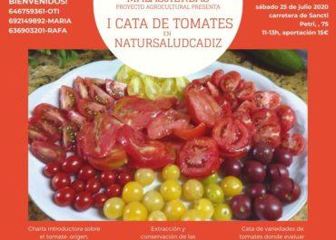 Cata de Tomates con NaturSalud y Malasjierbas